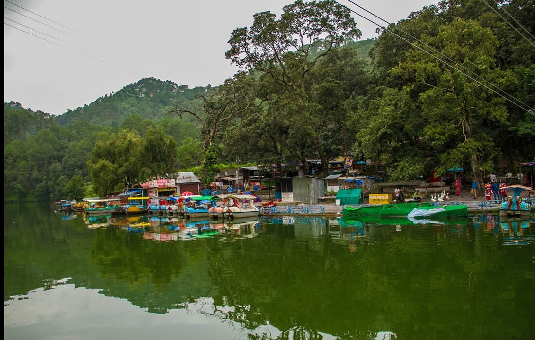 sattal -lake