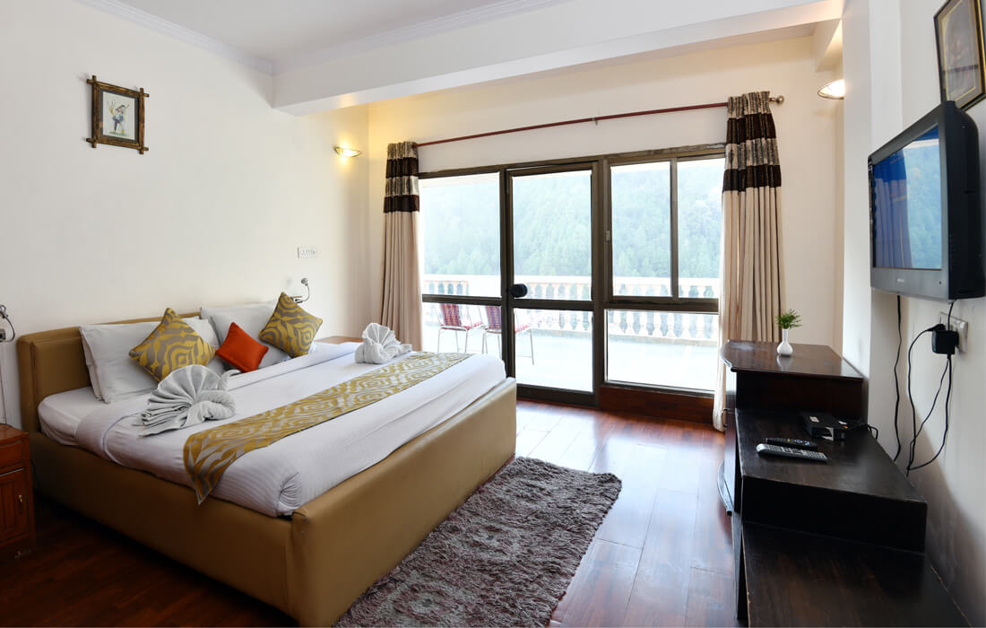 executive rooms at nainital to hotel
