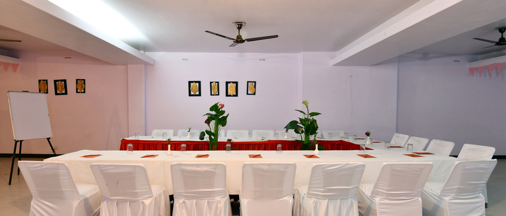 business conference room in nainital